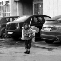 copil nomad by SorinDanut