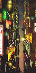 Sci-Fi City01 by yunni