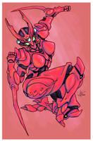 Lady Guyver by yunni