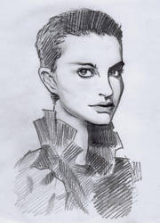 Miss Portman by yunni