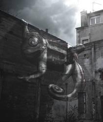 chameleon by KTMiz