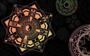 Colored Magic Circles by Entereri