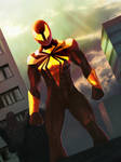 Iron Spider-Man by Rueprez