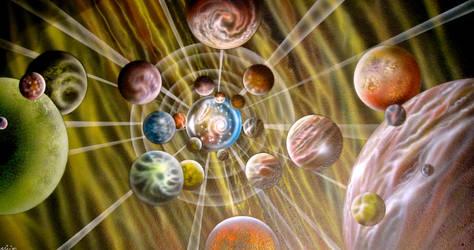 The Bigger Bang by sdelrussi