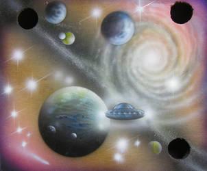 Inbound E.T.-Cigar box Guitar by sdelrussi