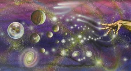 God the Artist by sdelrussi