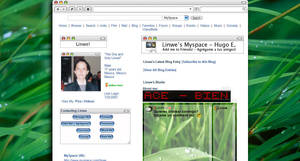 Mac OS X Leopard MySpace by Linwe-Limballanwe