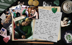 Draco desk. by Mlle-Svenskah