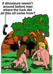 The Genesis of Oil by meryod76
