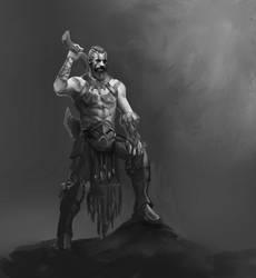 Barbarian by JuliaNemo