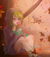 Raffle Prize: Kiya by animetist