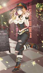 My Hero Academia: Camie Utsushimi by animetist