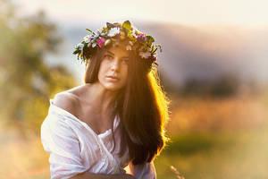 sunny hair by athrawn