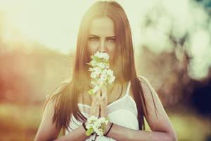 flower by athrawn