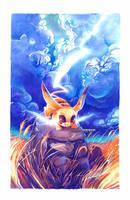 Pikachu by blix-it