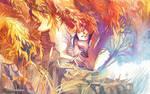 Inari Fox by blix-it
