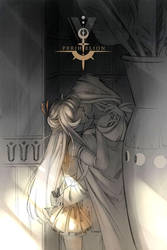 Venus Perihelion Sailor Moon Fancomic Cover by blix-it