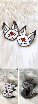 Queenie Enamel Pin!! by blix-it