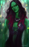 Gamora by toherrys