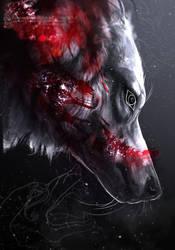 Bloodwalker [sketch] by Lunegrimm