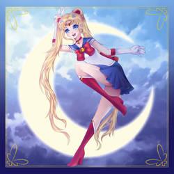 Sailor Moon by xRaytian