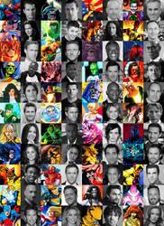 DC Universe Dream Cast by Tbopi