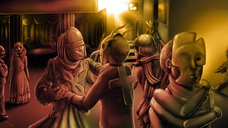 Masquerade by Tbopi