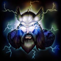 Thor by Tbopi