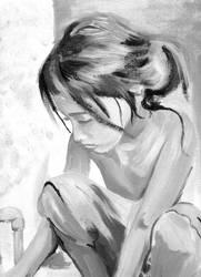 Girl by Feynyala