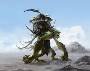 troll by dron111