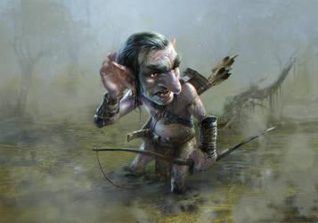 goblin) by dron111