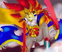 fighting spirit by eclepsTL
