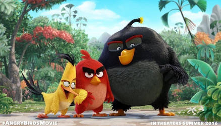 Angry Birds Movie 2016 by locuaz15143