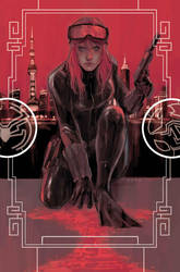 Black Widow (Natasha Romanova) 2 by ChaosEmperor971