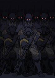 Wolf Trooper - Crimson Phoenix Shoctroops 4 by ChaosEmperor971