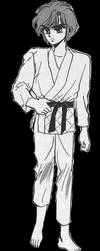 Souh Takamura - The Shadow Dragon of Judo by ChaosEmperor971