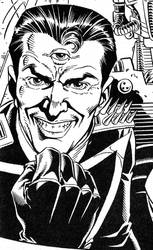 Trioculus - The Mutant Pretender Emperor by ChaosEmperor971