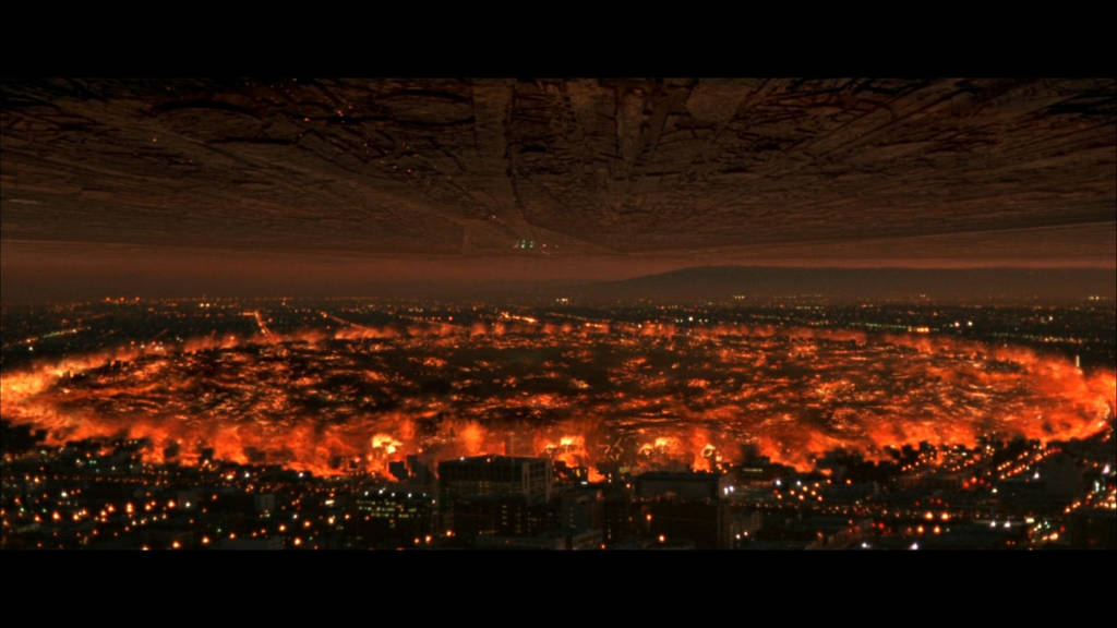 Devastated Los Angeles by ChaosEmperor971