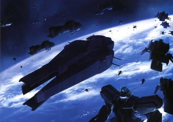 OMNI Fleet by ChaosEmperor971