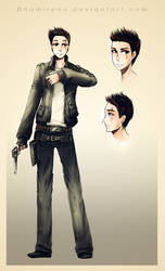 commission  for Diablo1099 by namirenn