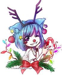 Merry Christmas  by namirenn