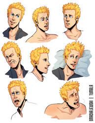 Noah Faces by SMachajewski
