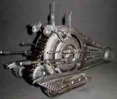 Corporate Alliance Droid model by hapajedi