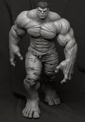 Hulk by Bruno-Camara
