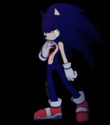 Sonic.. by PiRoG-Art