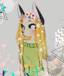 Katy. Gift by PiRoG-Art