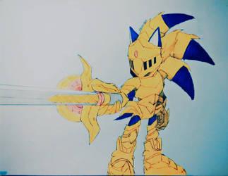 Sonic knight by PiRoG-Art
