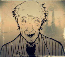 Old man by XRomeroX