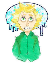 tweek for art but i guess it goes with the craig by Kyuunspark