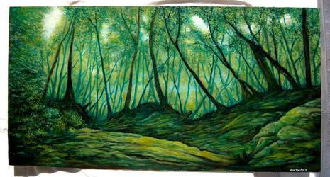 Forest 2 by nraminhos